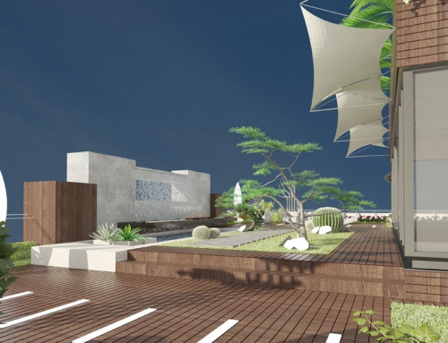 باغ بام مجتمع مسکونی آلتون کورت