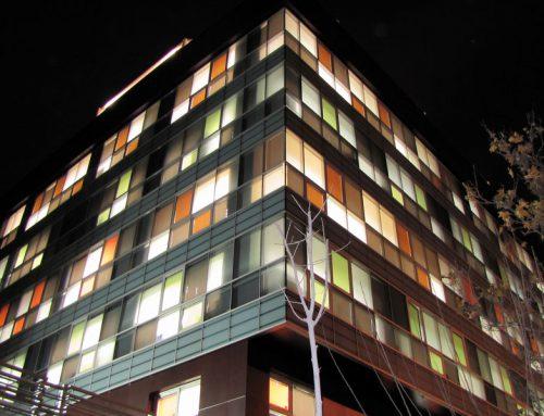 دفتر اداری مرکزی شرکت گلدیران ( بازسازی )