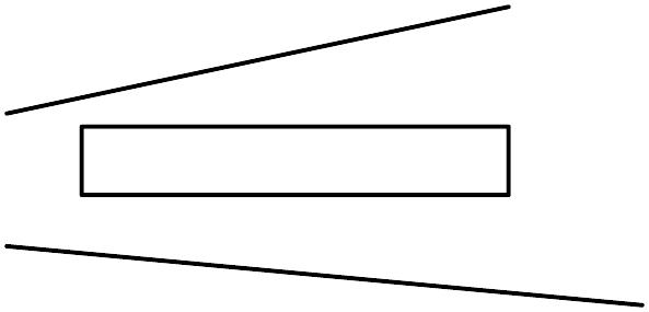 تصویر شماره 12-با زاویه دار کردن جداره ی ویترین ها امکان دید را افزایش دادن