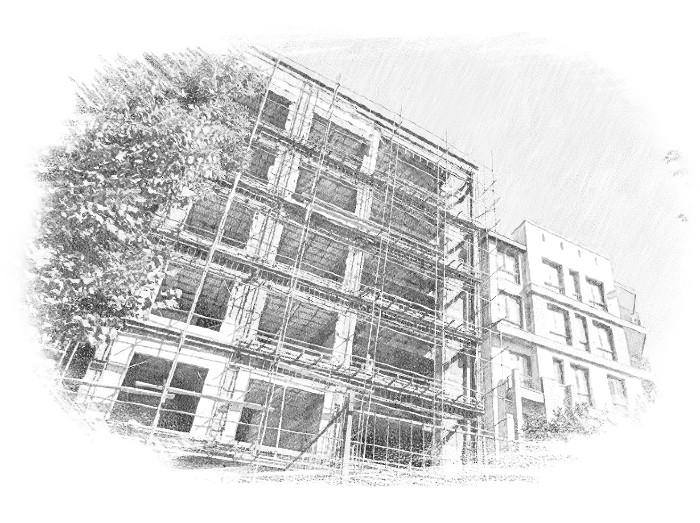نظارت مهندسی و مدیریت ساخت و تحویل گروه معماری کلیاس کویر