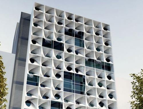ساختمان اداری صدرا